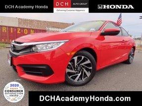 2017 Honda Civic Coupe LX-P