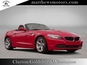 2012 BMW Z4 sDrive28i Roadster Convertible