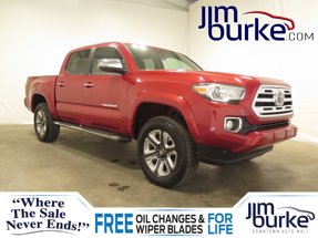 2018 Toyota Tacoma TRD Off Road Double Cab 5' Bed V6 4x4 MT Natl