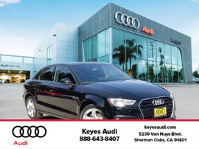 2017 Audi A3 Sedan Premium