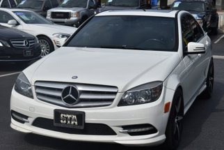 2011 Mercedes-Benz C-Class C 300 Luxury Sedan 4D