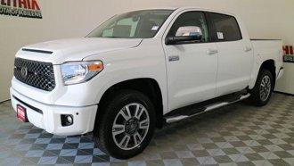 2020 Toyota Tundra PLT
