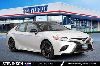 2020 Toyota Camry XSE