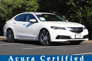 2017 Acura TLX 2.4L