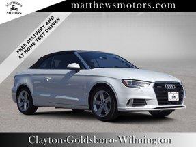 2017 Audi A3 Cabriolet Premium