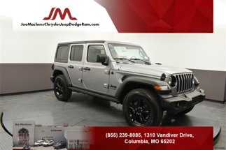2019 Jeep Wrangler Unlimited Sport Altitude