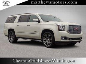 2015 GMC Yukon XL SLT 4WD w/ Nav & DVD