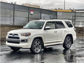2015 Toyota 4Runner Limited Sport Utility 4D