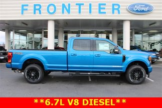 2020 Ford F-350 DIESEL Lariat 4X4 Crew Cab Long Bed