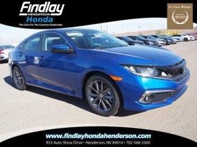 2020 Honda Civic Sedan EX CVT
