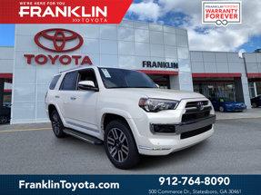 New 2020 Toyota 4Runner in Statesboro, GA