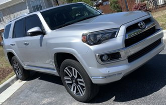 2015 Toyota 4Runner Limited 4WD w/ 3rd Row Nav & Sunroof