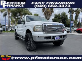 2005 Ford Super Duty F-250 XLT FX4 4X4 DIESEL BACK UP CAM CLEAN
