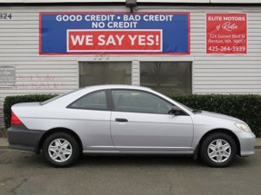 2005 Honda Civic Coupe VP