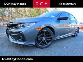 2021 Honda Civic Hatchback Sport