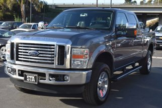 2010 Ford Super Duty F-250 SRW Lariat Pickup 4D 6 3/4 ft