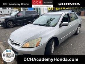 2006 Honda Accord Sedan LX