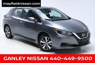 2020 Nissan LEAF S PLUS