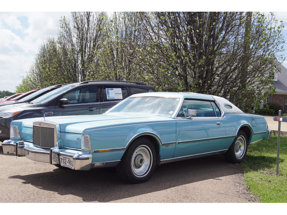 1976 Lincoln MARK IV 2DR  TI