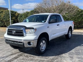 2012 Toyota Tundra Double Cab 5.7L FFV V8 6-Spd AT