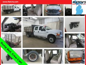 2001 Ford Super Duty F-450 XL