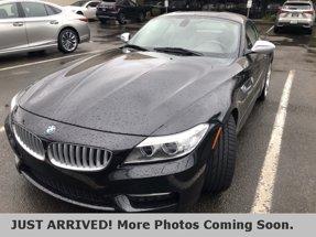 2016 BMW Z4 sDrive35is