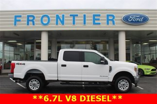 2019 Ford F-250 DIESEL XLT 4X4 Crew Cab Short Bed