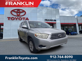 Used 2008 Toyota Highlander in Statesboro, GA