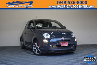 2017 FIAT 500e Battery Electric
