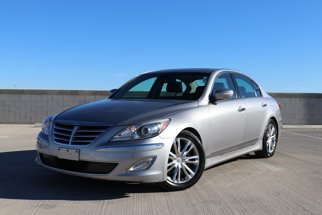 2012 Hyundai Genesis 4.6L