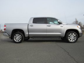 2014 Toyota Tundra 4WD CrewMax Limited