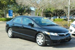 2010 Honda Civic Sedan LX