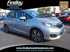 2020 Honda Fit EX-L CVT