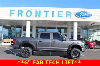2019 Ford F-150 LIFTED XL 4X4 SuperCrew Short Bed