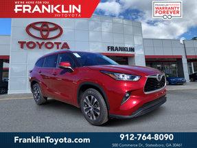 New 2020 Toyota Highlander in Statesboro, GA