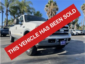 2005 Ford Super Duty F-250 LARIAT LONG BED 4X4 LEATHER PACK CLEAN