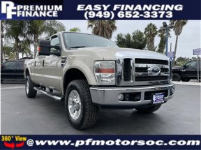 2008 Ford Super Duty F-350 LARIAT 4X4 DIESEL 6.4L LEATHER PACK CLEAN