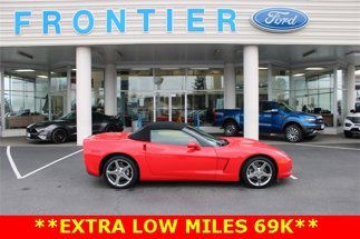 2012 Chevrolet Corvette w/1LT Convertible