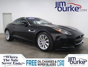 2016 Jaguar F-TYPE 2dr Cpe Auto RWD