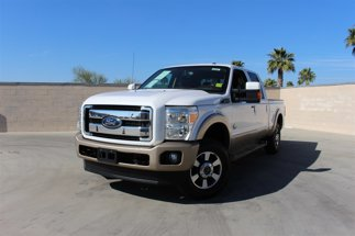 2013 Ford Super Duty F-250 SRW King Ranch