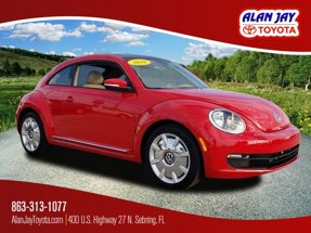 2016 Volkswagen Beetle Coupe 1.8T SEL