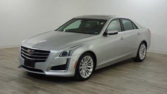 2015 Cadillac CTS Sedan Performance RWD