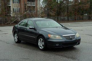 2008 Acura RL Tech Pkg