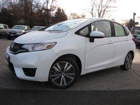 2016 Honda Fit 5dr HB CVT EX-L **Managers Demo**