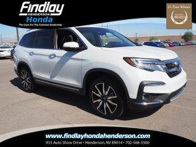 2020 Honda Pilot Elite AWD