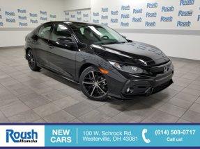 2020 Honda Civic Hatchback Sport CVT