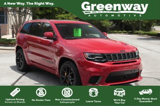 2019 Jeep GrandCherokee Trackhawk