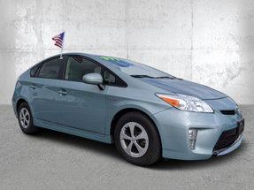 2014 Toyota Prius IV