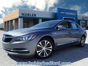 2018 Buick LaCrosse Preferred