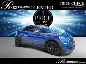2013 MINI Cooper Coupe S